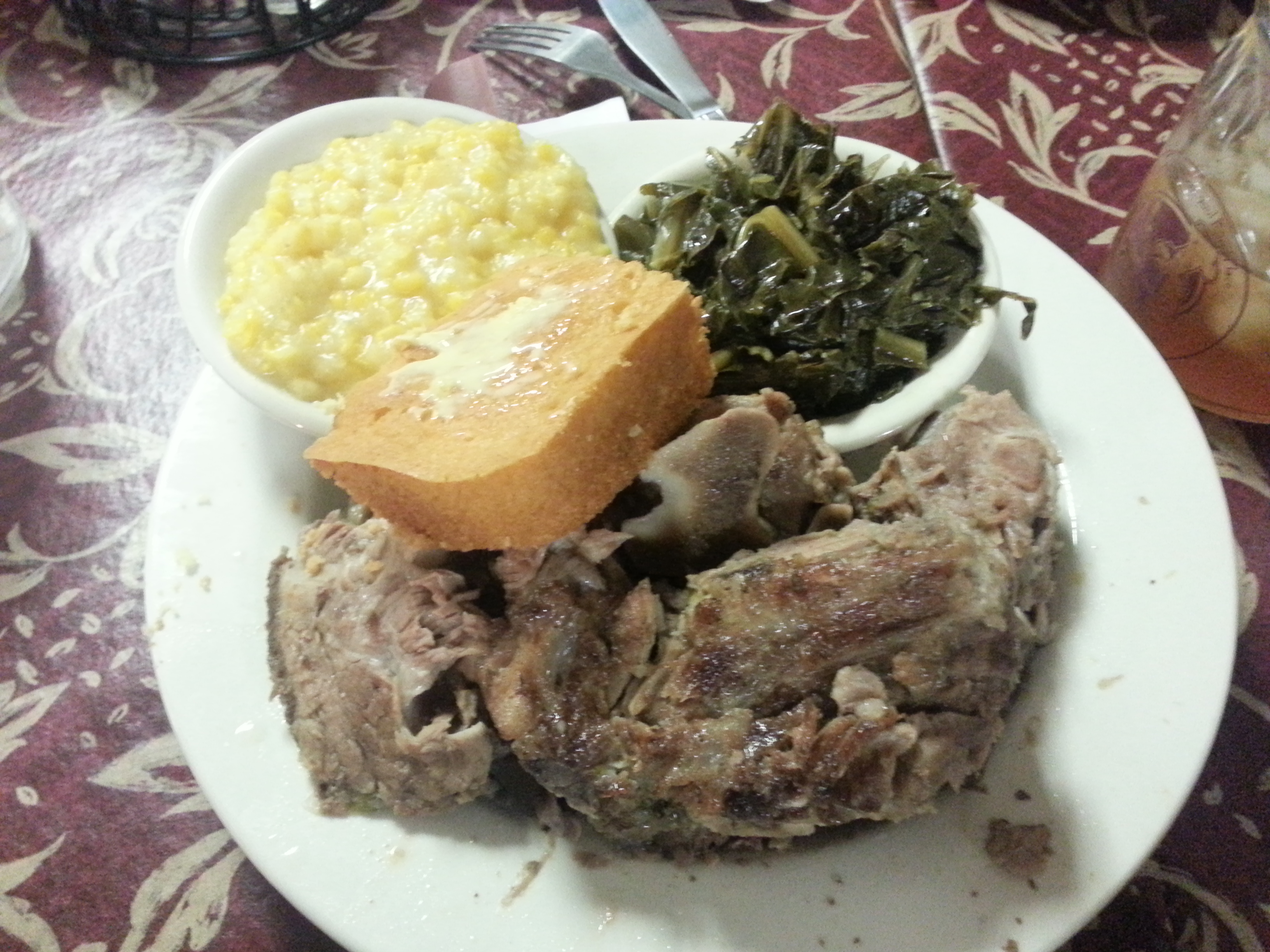 Just Hold On We\'re Going Home: Soul Food @ Kountry Kitchen – The ...