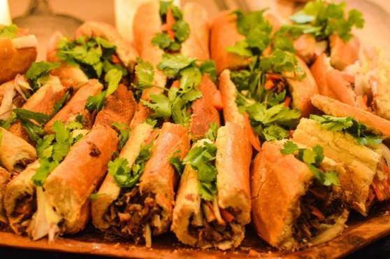 Pork Humba Banh Mi by Bianca Consunji.
