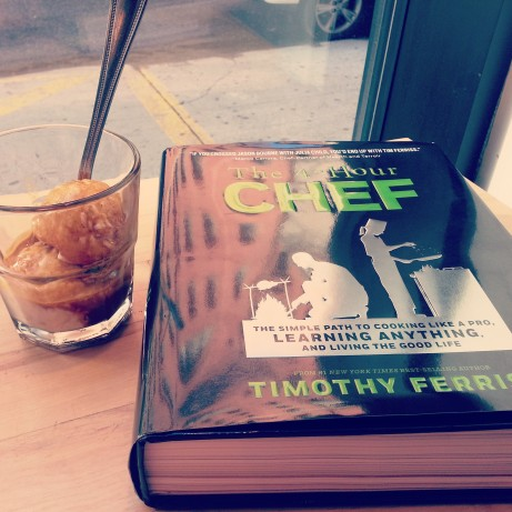 Book...with a side of Affogato.