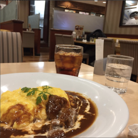 Curry Omu-Rice
