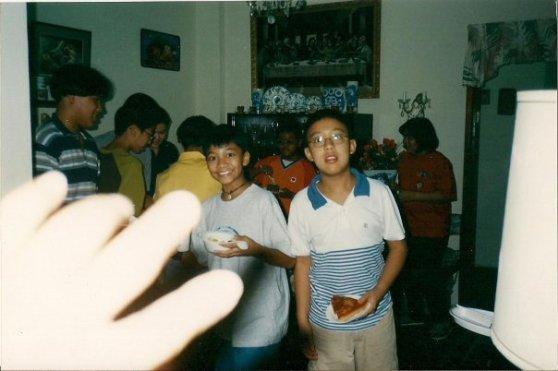 Filipino House Parties, Elementary School